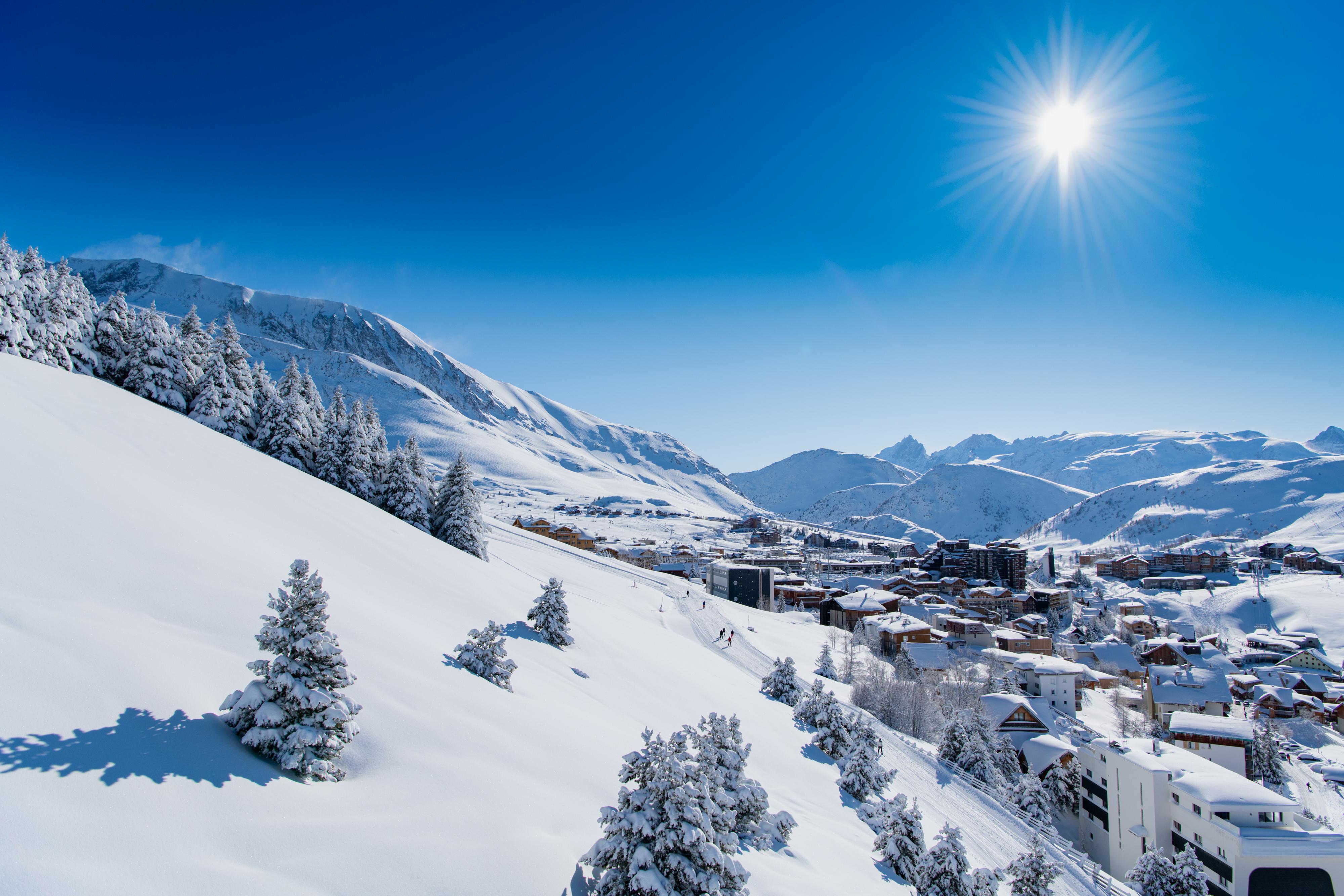 Stations des Alpes. Alpe d'Huez | Isère Tourisme