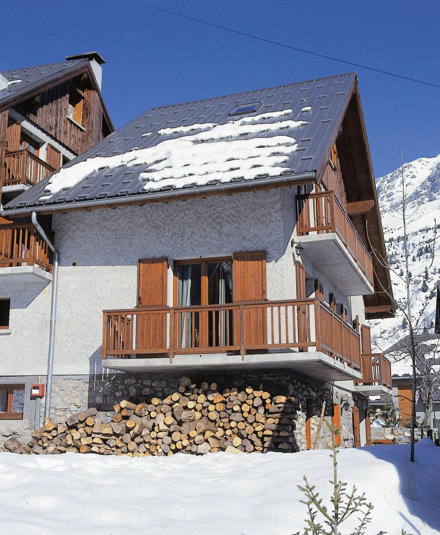 Chalet lucette is re tourisme - Office de tourisme vaujany ...
