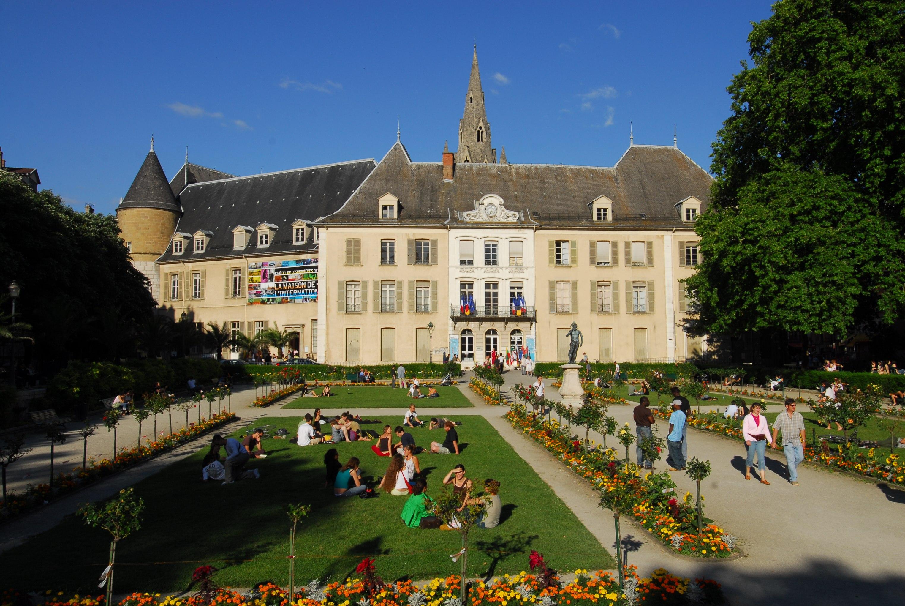 Jardin de Ville | Isère Tourisme