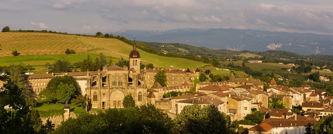Balade autour de saint antoine l 39 abbaye is re tourisme - Office de tourisme saint antoine l abbaye ...