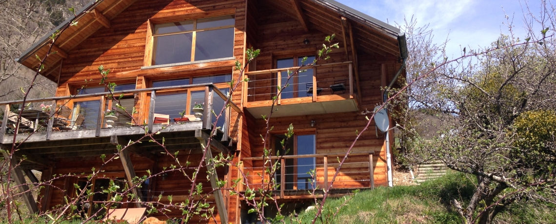 The Vaujany Moutain Lodge