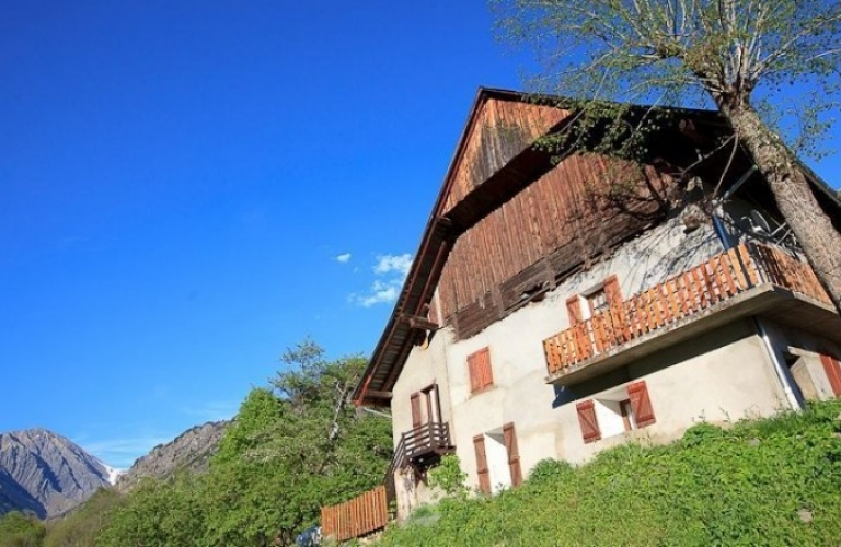Chalet Belledonne (Passoud)