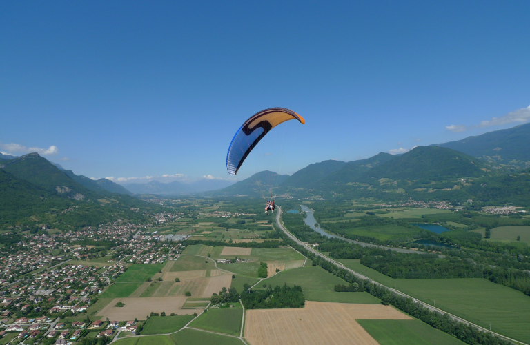 Vols parapente - Air Alpin