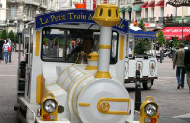 Petit train de Grenoble