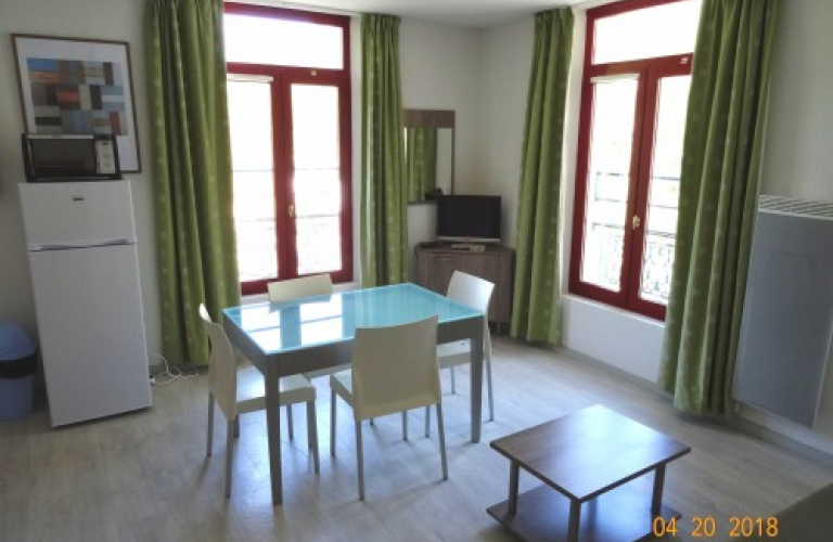 Appartement le splendid 317