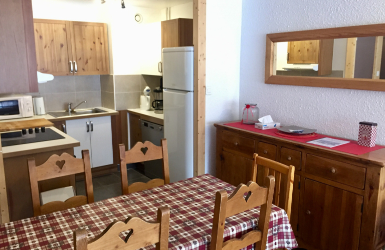 L'OLYMPE N 43 Appartement 6 personnes