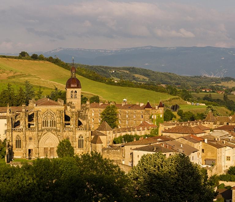 Mus e de saint antoine l 39 abbaye is re tourisme - Office de tourisme saint antoine l abbaye ...