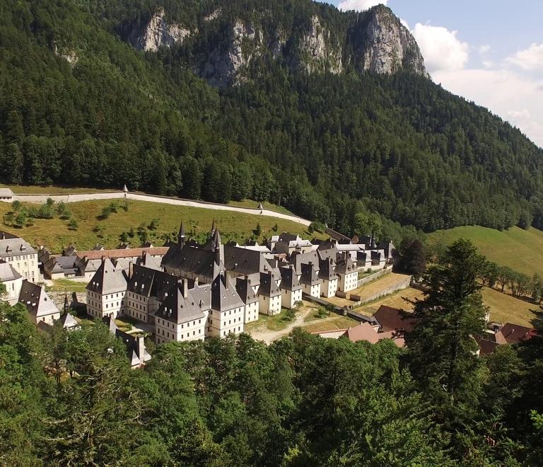 Monast re de la grande chartreuse is re tourisme - Office tourisme st pierre de chartreuse ...