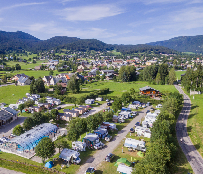Camping Le Vercors - Caravaneige